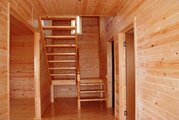 Красивая и качественная деревянная дача. - Фото 3