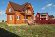 Дом с Балконом, Газ, 20 соток, Прописка, Садик - Фото 1