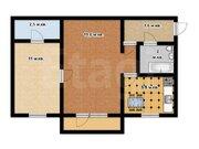 2 625 000 Руб., Продажа двухкомнатной квартиры на улице 2 Пятилетка, 11 в Краснодаре, Купить квартиру в Краснодаре по недорогой цене, ID объекта - 319969211 - Фото 2