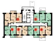 """ЖК """"Кедр"""" 1-комн. квартира 50,1 кв.м. 1850 т.р. - Фото 1"""