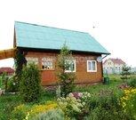 Продажа коттеджей в Денисьево