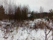 Садовый участок 8 сот. Ладога, Снетковское - Фото 1