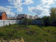 Участок 6 соток в Подольске