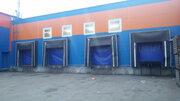 Сдается теплый склад 233м2 в п. Тельмана, Тосненский район