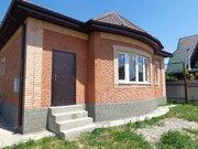 Кирпичный Дом s -105 кв.м. в хуторе Калинин, Мясниковский райо - Фото 3