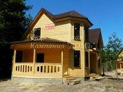 Новый дом в селе Купанское в соснах на берегу реки - Фото 3