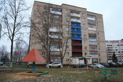 1 комнатная квартира в пос. Калининец, 252, Купить квартиру по аукциону в Калининце по недорогой цене, ID объекта - 323263969 - Фото 2