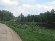 Продаётся участок 30 соток ЛПХ в д. Семёновское (г. Пущино 5км.) - Фото 1