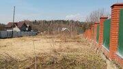 Участок 18 соток в д.Костюнино Щелковского района 33 км от МКАД - Фото 2