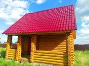 Бревенчатый дом с участком 12 соток - Фото 2