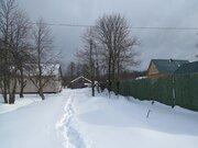 Дом 33 кв.м, Участок 19 сот. , Новорижское ш, 80 км. от МКАД. - Фото 1