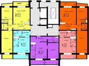 Продам 2-комн квартира Мусы Джалиля 7, 13эт, 61кв.м цена2282 т.р - Фото 2