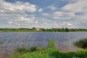 Продам земельный участок 15 сот. под ИЖС в д.Романово рядом с р.Медвед - Фото 1