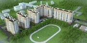 Однокомнатная квартира на Проспекте Строителей, в нов.доме, - Фото 1