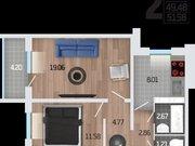 Продажа двухкомнатной квартиры в новостройке на Корейской улице, влд6а ., Купить квартиру в Воронеже по недорогой цене, ID объекта - 320575072 - Фото 2