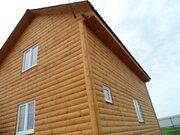 Новый дом в Матвеево, брус, площадью 135 кв.м, в 57 км. от Москвы. - Фото 2