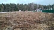 Земельный участок 20 соток в деревне Алексеевка-2 Щелковский район - Фото 1