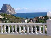 1 200 000 €, Купить виллу с видом на море в Испании, Кальпе, Продажа домов и коттеджей Кальпе, Испания, ID объекта - 503906754 - Фото 17