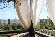 Дом из сибирского кедра и сосны на берегу Обского моря