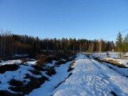Земельный участок п.Чална, оз.Урозеро - Фото 1