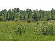 Земельный участок 1 га в Переславском районе, д.Романово