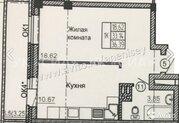 1-к квартира, 36.4 м, 10/17 эт.