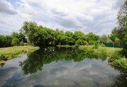 Красивый уч. 5.7 га. с озером, в район Звенигорода и Голицыно