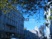 Трехкомнатная Квартира Москва, улица Поварская, д.29/36, стр.1, ЦАО - . - Фото 3