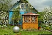 Дом в садовом товариществе.