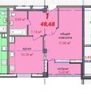 1-к на Мельникова, Продажа квартир в Нижнем Новгороде, ID объекта - 319509114 - Фото 2