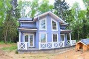 Продается дом 170 м2, д.Сафонтьево, Истринский р-н - Фото 2