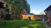 Уютная дача в Дубне в черте города, дом 130 кв.м и баня, река 200 м