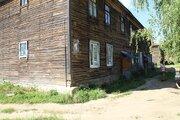 3-ком.квартира в деревянном доме г. Карабаново