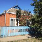Г. Краснодар ст. Елизаветинская кирпичный дом 72 кв.м, з/у 6 соток - Фото 3
