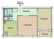 Продам уютную 2х комнатную квартиру в Кунцево - Фото 3