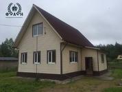 Новый дом из бруса 120 м2 - Фото 1