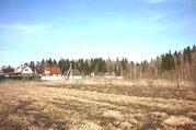7 соток СНТ Здравница, близ д. Фролово, Сергиево-Посадского района - Фото 3