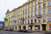 Не двух- и даже не трёх- а четырёхсторонняя квартира в центре, Купить квартиру в Санкт-Петербурге по недорогой цене, ID объекта - 318233276 - Фото 47