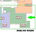 Адлер, 25кв.м. Кургородок, Купить квартиру в Сочи по недорогой цене, ID объекта - 321582813 - Фото 2