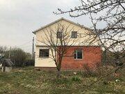 Дом 80 кв.м. с участком 15 соток ул.Полтавская г.Чехов