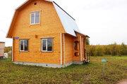 Добротный деревянный домик в деревне Вороново, недалеко от ж/д станции, Продажа домов и коттеджей Пахомово, Заокский район, ID объекта - 503004652 - Фото 4