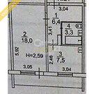 1 800 000 Руб., Продается просторная однокомнатная квартира по ул.Радищева, д. 3, Купить квартиру в Петрозаводске по недорогой цене, ID объекта - 322643804 - Фото 2