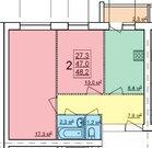 Новые квартиры в п.Щедрино по доступным ценам!, Купить квартиру в новостройке от застройщика в Ярославле, ID объекта - 327381454 - Фото 7