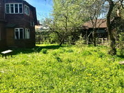 Продается участок 8 соток с ветхим домом в Рузском районе