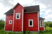 Продаю отличный новый 2 этажный дом в Переславском районе, д. Лунино, - Фото 4