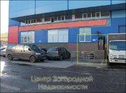 Складские помещения, Горьковское ш, 1 км от МКАД, Балашиха, класс A. .