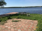 Новый дом на 1 береговой линии р. Волга, собственный пляж и причал.
