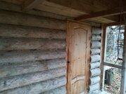 Новый бревенчатый дом 80 м2 с баней 30 м2 в тихой деревушке - Фото 4