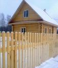 Новый деревянный дом в Мысах Краснокамского района, Продажа домов и коттеджей Мысы, Пермский край, ID объекта - 503468706 - Фото 4