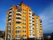 3кв с дизайнерским ремонтом в элитном жилом комплексе в центре Ялты